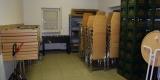 Lagerraum des Vereinsheim