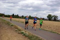 Volkslauf _ 2018 _ 10 _ Läufer auf der Strecke _ (13)