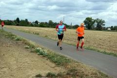 Volkslauf _ 2018 _ 10 _ Läufer auf der Strecke _ (15)