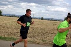 Volkslauf _ 2018 _ 10 _ Läufer auf der Strecke _ (17)