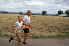 Volkslauf _ 2018 _ 10 _ Läufer auf der Strecke _ (18)