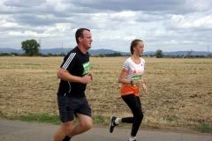 Volkslauf _ 2018 _ 10 _ Läufer auf der Strecke _ (19)