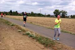 Volkslauf _ 2018 _ 10 _ Läufer auf der Strecke _ (20)