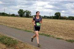 Volkslauf _ 2018 _ 10 _ Läufer auf der Strecke _ (22)