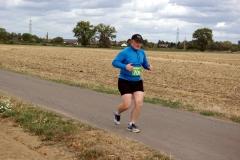 Volkslauf _ 2018 _ 10 _ Läufer auf der Strecke _ (24)
