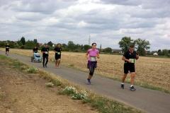 Volkslauf _ 2018 _ 10 _ Läufer auf der Strecke _ (26)