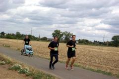 Volkslauf _ 2018 _ 10 _ Läufer auf der Strecke _ (27)