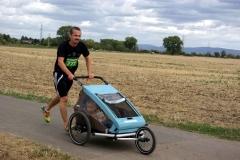 Volkslauf _ 2018 _ 10 _ Läufer auf der Strecke _ (28)