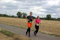 Volkslauf _ 2018 _ 10 _ Läufer auf der Strecke _ (30)