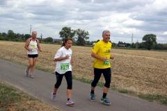 Volkslauf _ 2018 _ 10 _ Läufer auf der Strecke _ (32)