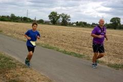 Volkslauf _ 2018 _ 10 _ Läufer auf der Strecke _ (33)