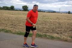 Volkslauf _ 2018 _ 10 _ Läufer auf der Strecke _ (34)