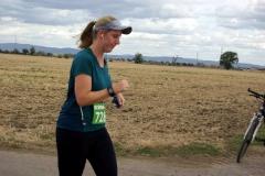 Volkslauf _ 2018 _ 10 _ Läufer auf der Strecke _ (35)