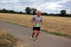 Volkslauf _ 2018 _ 10 _ Läufer auf der Strecke _ (36)