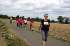 Volkslauf _ 2018 _ 10 _ Läufer auf der Strecke _ (40)