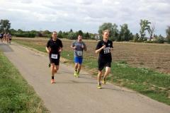Volkslauf _ 2018 _ 10 _ Läufer auf der Strecke _ (5)