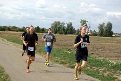 Volkslauf _ 2018 _ 10 _ Läufer auf der Strecke _ (6)